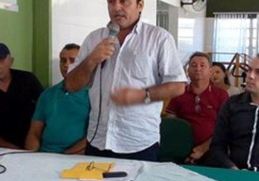 Juiz nega ação que pede a cassação do prefeito Marcos Henrique