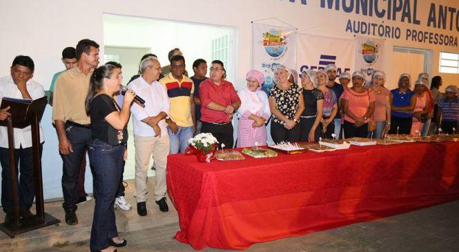 Atividade lança terceira edição do festival do peixe em Esperantina