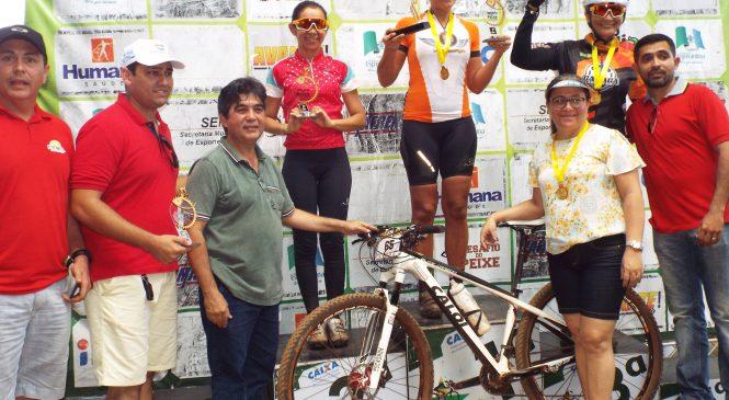 2ª etapa do desafio do peixe, reuniu mais de 100 ciclistas em Esperantina