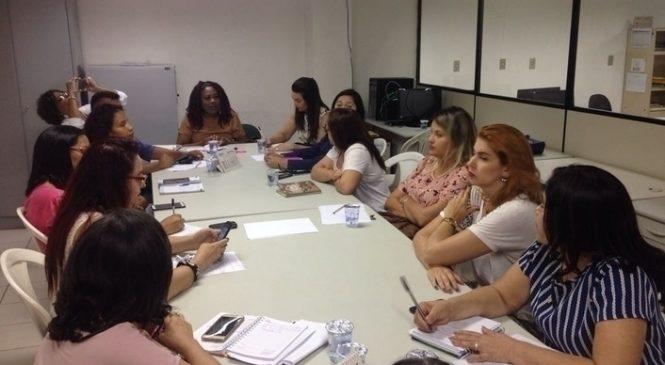 Órgãos estaduais discutem estratégias de enfrentamento a crimes de Feminicídio