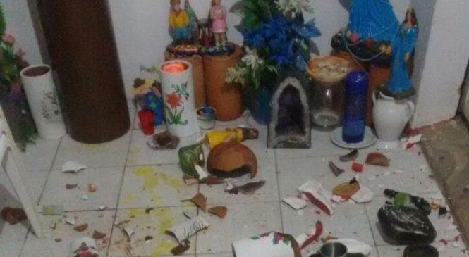 Polícia investiga quatro ataques em uma semana a centros de umbanda no PI