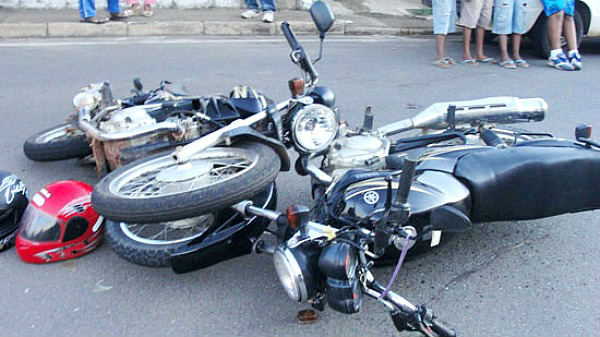 Colisão entre motocicletas deixa vítima fatal na zona rural de Esperantina
