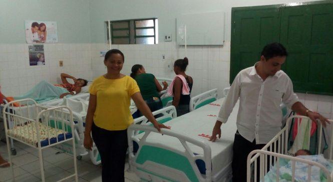 Saúde entrega equipamentos para Hospital de Esperantina