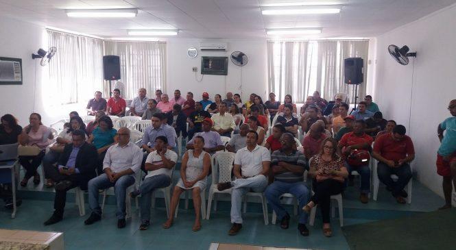 Prefeitura de Esperantina realiza audiência pública de prestação de contas