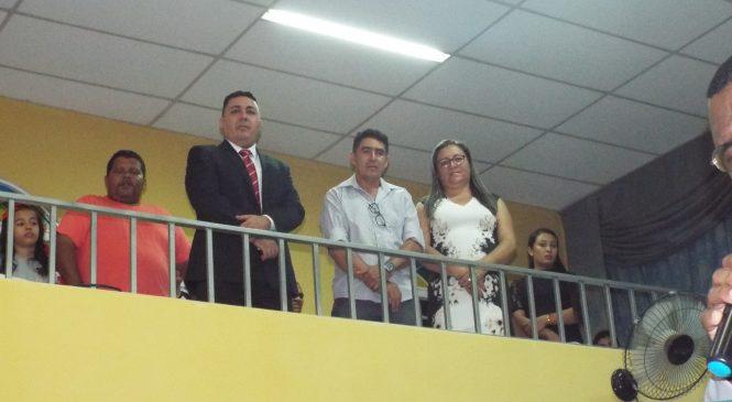 Prefeita Vilma Amorim participou das atividades de 75 anos da assembléia de Deus