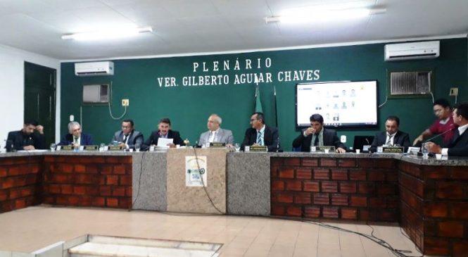 Câmara de Esperantina concederá título de cidadania a homenageados