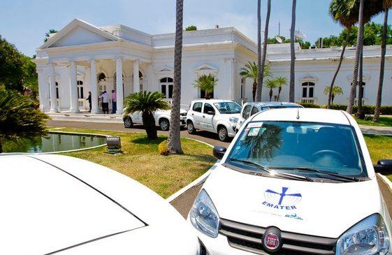Regional da Emater de Esperantina é contemplada com veículo