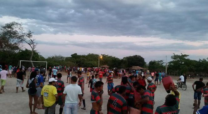 Veja como foi a final do campeonato da localidade Barreiro