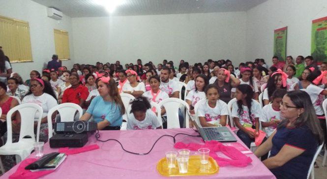 Kolping e prefeitura realizam atividades do outubro rosa