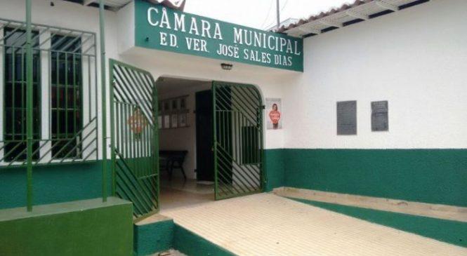 Câmara de Esperantina lança concurso para criação e escolha da bandeira e do brasão