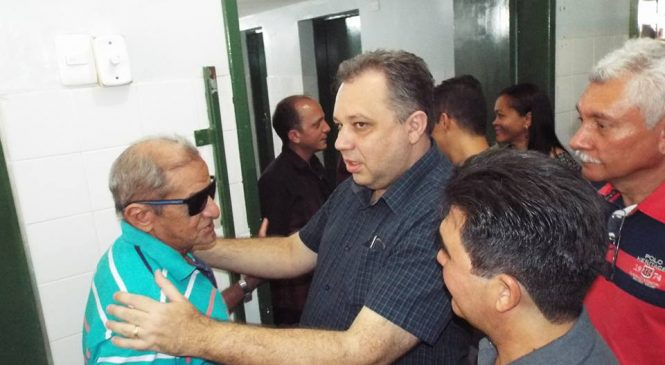 Hospital de Esperantina, realiza mutirão e atende 200 pacientes