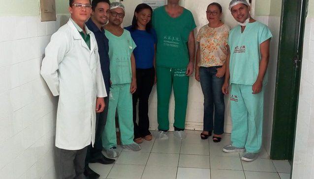 Mutirão de Cirurgias Eletivas Atendeu Dezenas de Pessoas em Esperantina