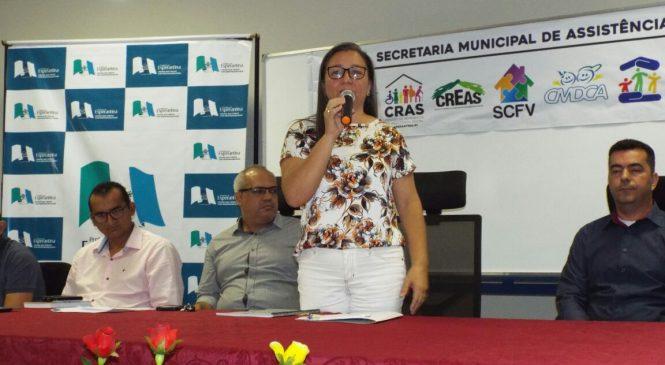Contas de 2014 da prefeita Vilma Amorim, foram aprovadas pelo TCE
