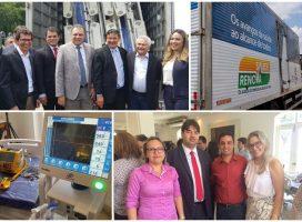 Hospital de Esperantina é Contemplado com Equipamentos do Programa Renova Saúde