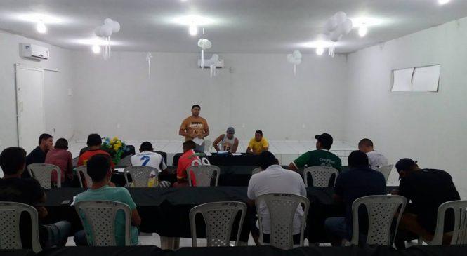 Tudo pronto para realização do campeonato esperantinense de futsal