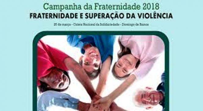CNBB lança campanha contra a violência e diz que defenderá candidato pacifista