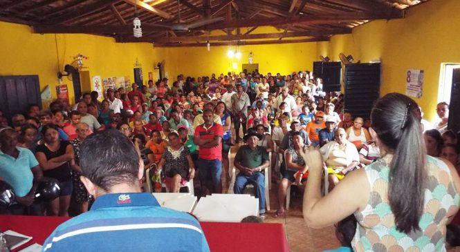 No dia mundial da água, prefeitura realiza atividades com beneficiários de cisternas
