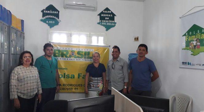 Em 2 anos quase duas mil famílias foram incluídas em Programas sociais na cidade de Esperantina