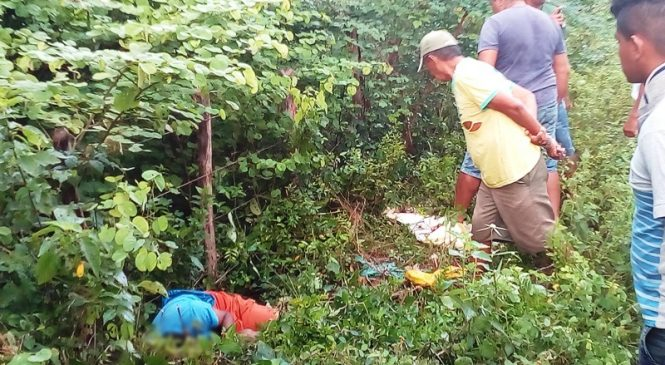 Morador da zona rural foi encontrado morto em Esperantina