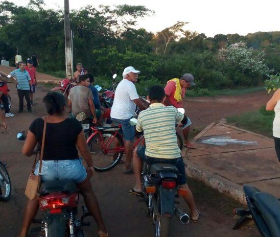 Adolescente de 15 anos morre em acidente de moto em Esperantina