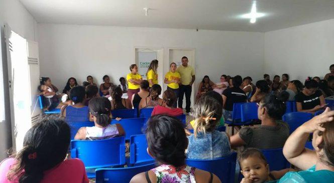 Projeto de geração de renda busca autonomia a famílias carentes de Esperantina