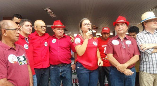 Justiça Eleitoral julga improcedente ação que pedia a cassação da prefeita Vilma Amorim