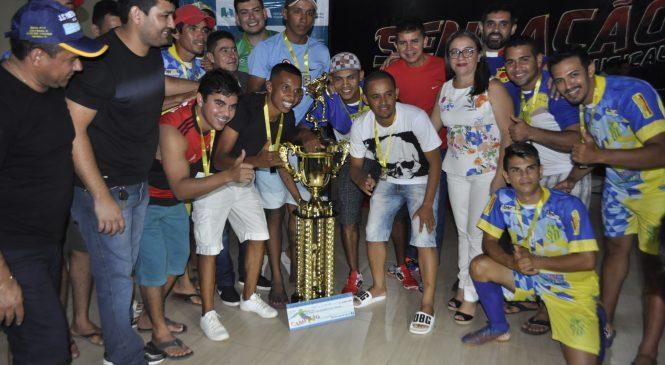 Confira como foi a final do campeonato esperantinense de futsal