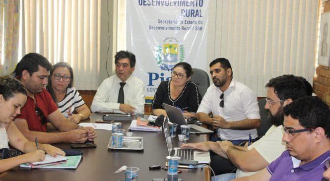 Prefeita Vilma Amorim apresenta projeto da 4ª edição do festival do peixe