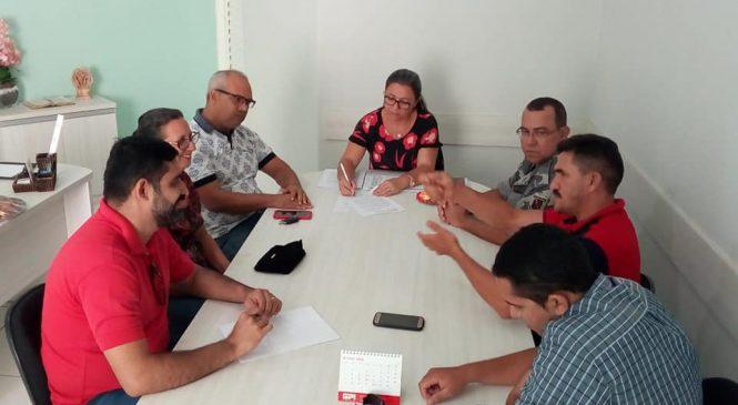 Vereadores de Esperantina, discutem LDO para o ano de 2019