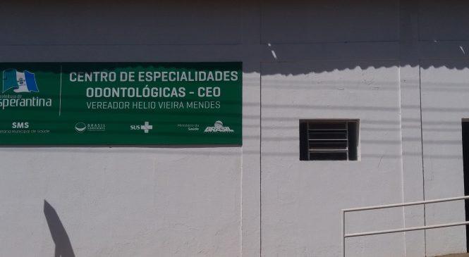 Centro de Odontologia de Esperantina realiza mais 200 de atendimentos em dois meses