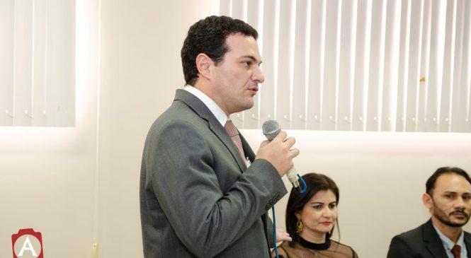 Celso Barros Coelho Neto é candidato a presidência da OAB/PI