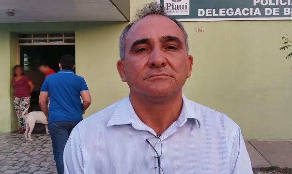 Ex-prefeito Bernildo Val é preso na Operação Escamoteamento