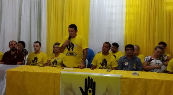 Prefeitura de Morro do Chapéu realiza atividades do setembro amarelo