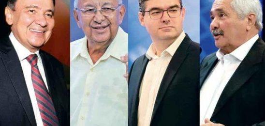 Amostragem: Wellington Dias lidera com 41,95%; Dr. Pessoa tem 14,42%