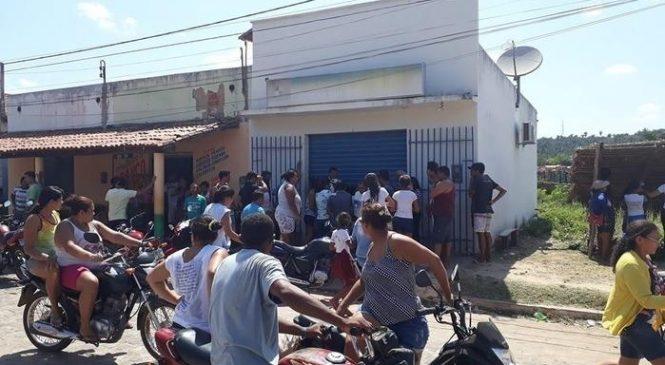 Clientes são feitos de reféns durante assalto a casa lotérica no PI