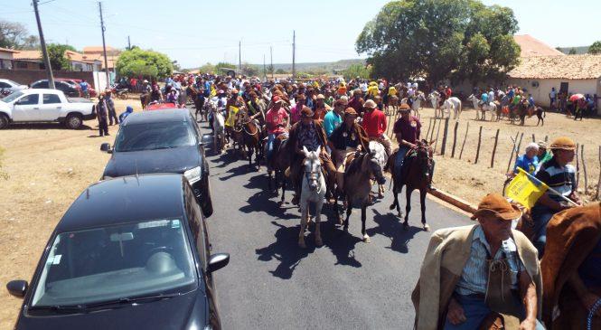 Confira: XVIII festa do vaqueiro de Morro do Chapéu