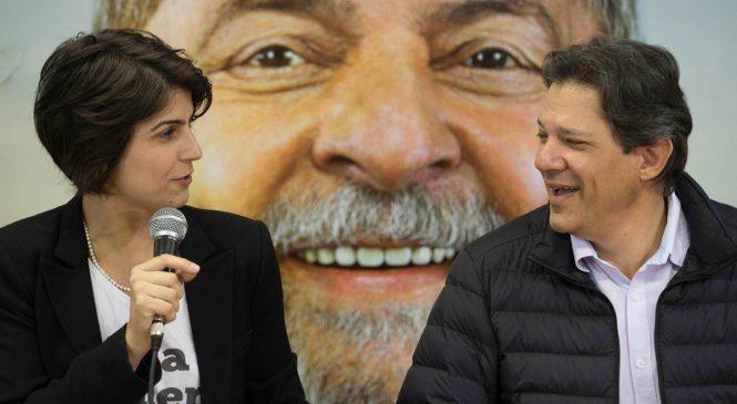 PT confirma Fernando Haddad como candidato a presidente da república