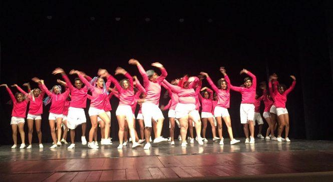 Grupo de jovens Esperantinenses conquistam título no festival de dança em Teresina