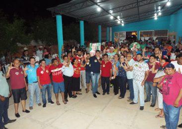 Desportistas fecham apoio a reeleição do deputado Limma