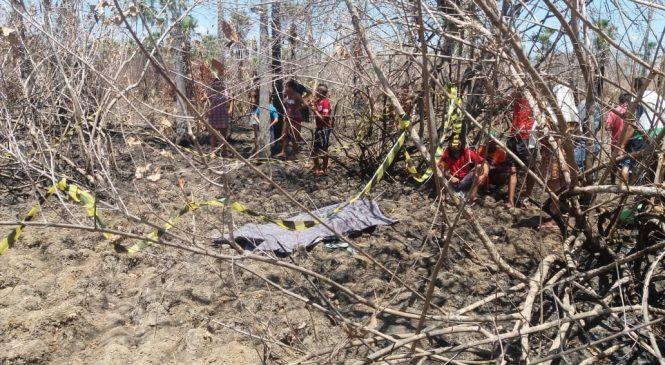 Femicídio: Corpo de mulher é encontrado em matagal na zona rural de Batalha