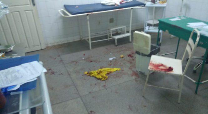 Dupla invade residência em Batalha e causa tumulto em hospital