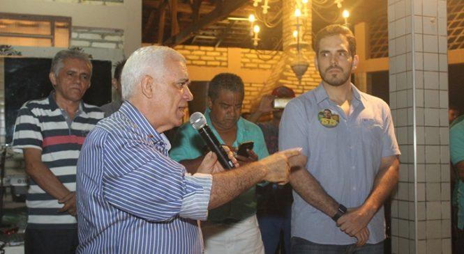 Themístocles Filho e Marcos Aurélio vão realizar Festa da Vitória em Esperantina