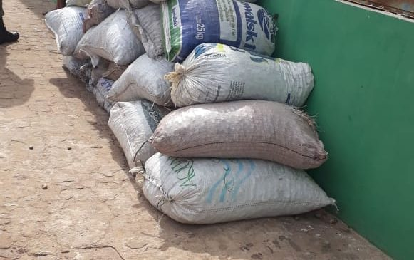 Menor é acusado de roubar 20 sacos de castanhas em Barras