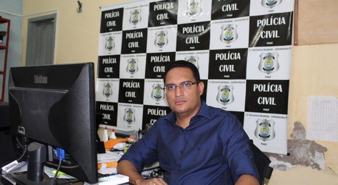Acusado de tocar terror em Esperantina é preso pela polícia
