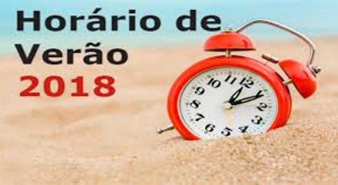 Horário de verão começa à 0h de domingo; 10 estados e DF devem adiantar relógio em 1 hora