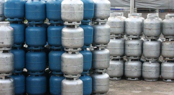 Preço do botijão de gás tem aumento de 8,5% para distribuidoras a partir desta terça