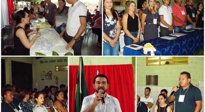 VIII Conferência municipal dos Direitos da Criança e do Adolescente de Morro do Chapéu