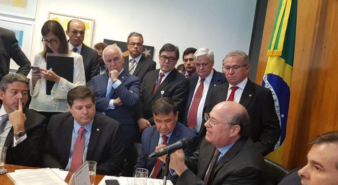 Assis Carvalho e Wellington Dias defendem securitização da dívida ativa