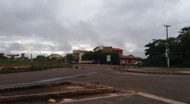 Municípios do PI estão sob risco de tempestade de raios e chuvas intensas