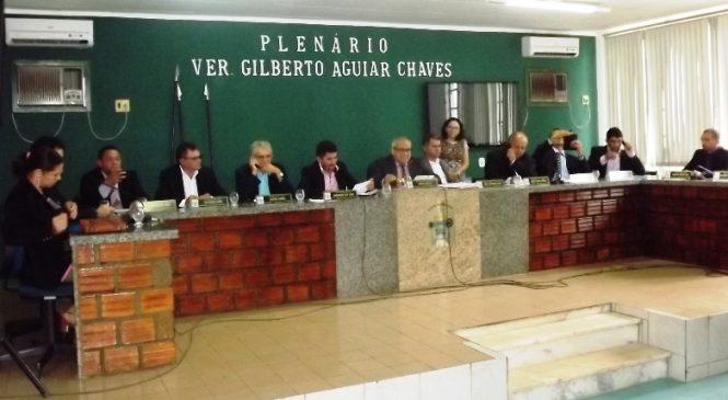 Posse da nova Mesa Diretora da Câmara de Esperantina acontece dia 02 de janeiro